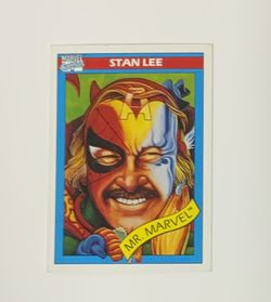 Marvel Universe Series 1 1990 161 Stan Lee for Sale in Oregon City,  OR
