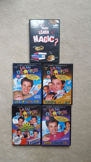 Magic Learning DVD Set for Sale in Sioux Falls, SD