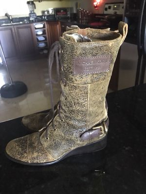 Michael Kors wedge boots! 7 1/2 for Sale in West Palm Beach, FL