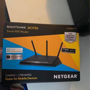 NetGear NightHawk AC1750 NEW for Sale in Silver Spring, MD