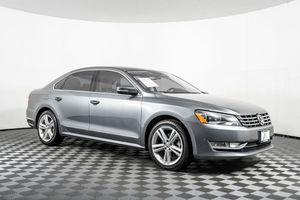 2014 Volkswagen Passat for Sale in Puyallup, WA