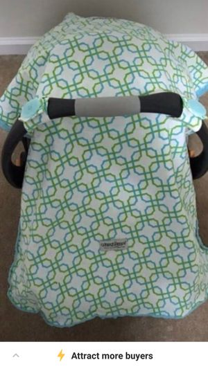 Car seat cover only for Sale in Chattanooga, TN