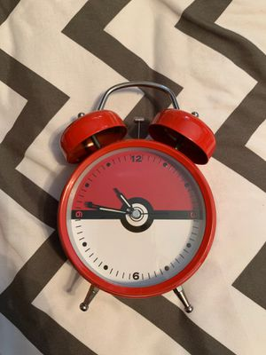 Pokémon Desktop Clock with Hammer Alarm for Sale in Sunrise, FL