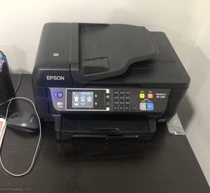 Epson workforce 2760 all in once Printer. for Sale in Hollywood, FL