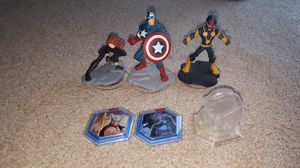 Disney Infinity Marvel Figures for Sale in Cleveland, OH