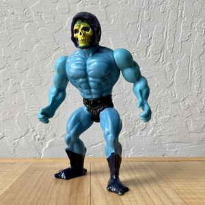 Vintage Heman Masters of the Universe Skeletor Action Figure Collectable Toy for Sale in Elizabethtown, PA