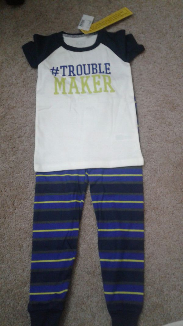 Children's place new with tags sleepwear