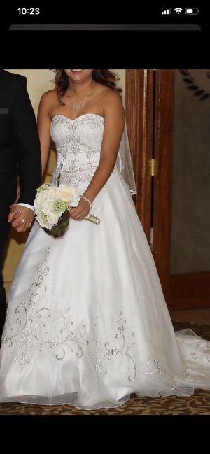 Wedding Dress for Sale in Sunrise, FL