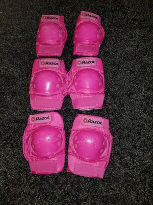 Elbow and knee pads for Sale in Lodi, CA