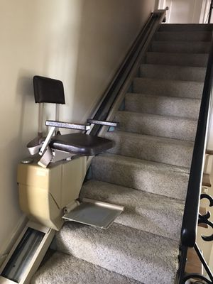 Fully Functional Chairlift/Stairlift for Sale in Tacoma, WA