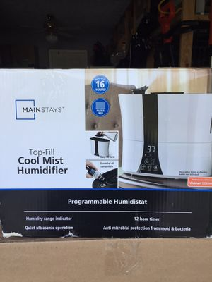 Cool Mist Humidifier NEW in box for Sale in Sugar Hill, GA