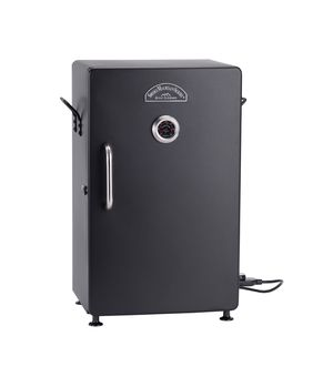 Electric Smoker BBQ Barbecue Meat Chicken Sausage Backyard Temperature Control Gathering for Sale in Fuquay Varina, NC
