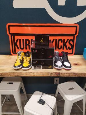 Jordan retro 1 old love new love pack for Sale in Phoenix, AZ