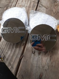 Small GMC Hubcaps for Sale in Charlotte,  NC