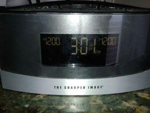 Sharper Image Alarm Clock for Sale in Fort Lauderdale, FL