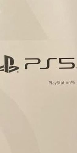 Ps5 Disc Version Open Box for Sale in Columbus,  OH