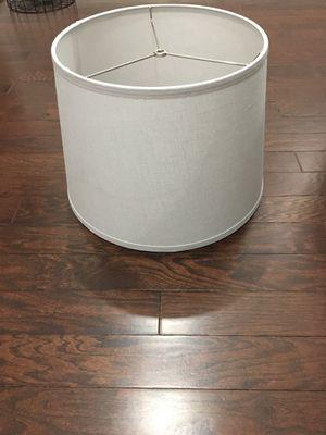 Lamp shade white for Sale in Centreville, VA