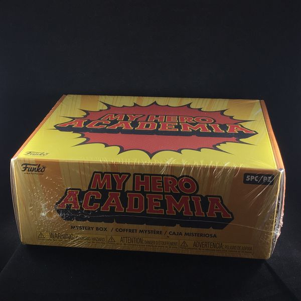 Offer Up San Diego >> My Hero Academia Funko Pop Mystery Box GameStop Exclusive
