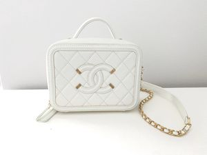 Chanel Caviar Quilted CC Filigree Small Vanity Case Bag for Sale in Yorba Linda, CA
