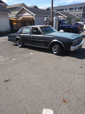 78 Chevy impala for Sale in BETHEL, WA