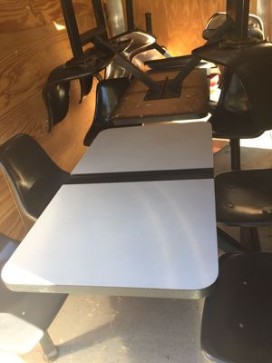 Restaurant Tables & Chairs. for Sale in Lincoln, RI