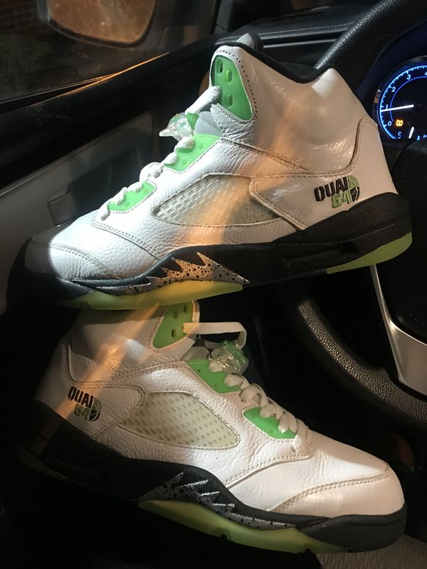 Air Jordan 5 Retro Quai 54 Men Sz 11 New