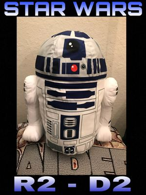 STAR WARS - R2-D2 BIG SOFT PLUSHY / NEW for Sale in Ontario, CA