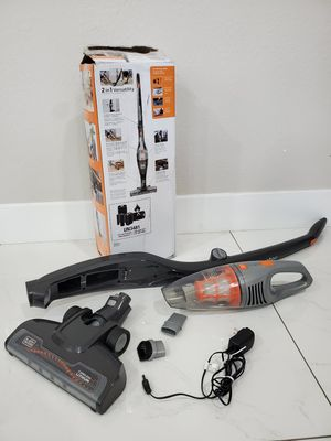 Black+Decker Cordless Stick Vacuum & Hand Vacuum, 2 in 1 [Make an Offer] for Sale in North Las Vegas, NV