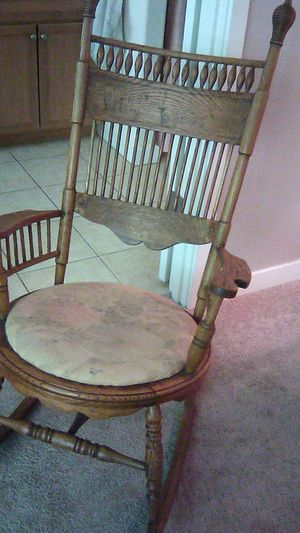 This is antique replica rocking chair for Sale in Portland, OR