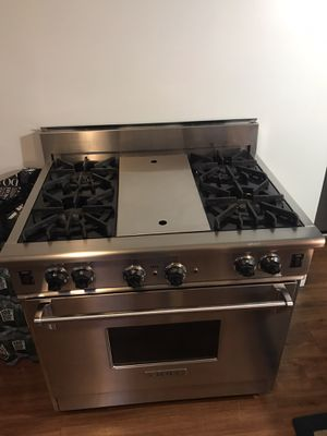 Wolf kitchen stove,oven and cooking plate for Sale in Waltham, MA