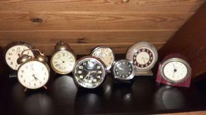 Vintage alarm clocks for Sale in North East, MD