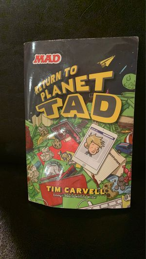 Return to planet Tad for Sale in San Marcos, CA
