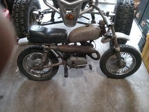 1960s italijet (indian) 50ccļ for Sale in Sumner, WA