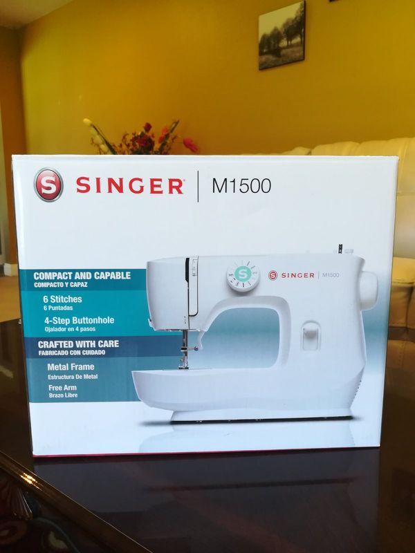 Sewing Machine Singer M1500 Brand New