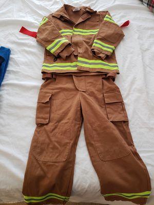 Children's Firefighter costume for Sale in Ashburn, VA