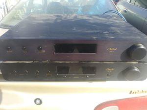 Classè audio and Amplifier for Sale in Rosemead, CA