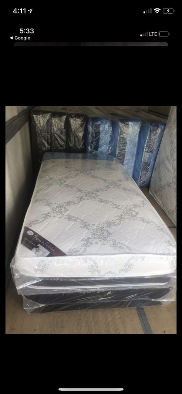 NEW BEDS!! FREE DELIVERY TODAYYY!!!