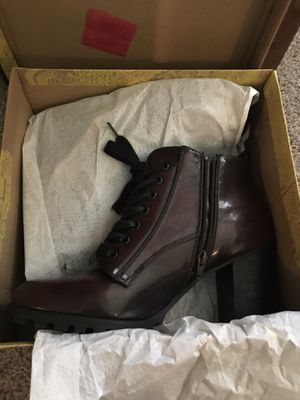 Chunky heel booties size 11 for Sale in Nashville, TN