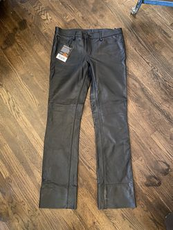Women's Leather Motorcycle pants size 10 for Sale in Bend,  OR