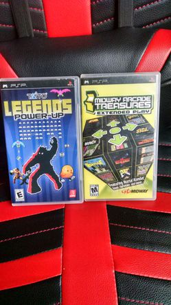 Psp games Midway arcade and taito legend for Sale in Salem,  OR