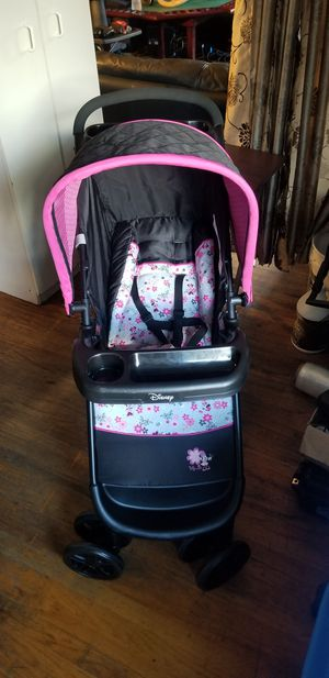 Disney Minnie mouse stroller for Sale in San Jose, CA