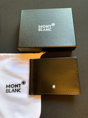 Montblanc Money & Credit Cards Holder for Sale in Los Angeles, CA