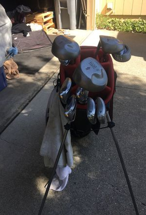 Women's Golf Club Set and Nike Bag for Sale in San Francisco, CA