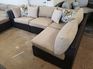 New 4pc outdoor patio furniture set tax included free delivery for Sale in Hayward, CA
