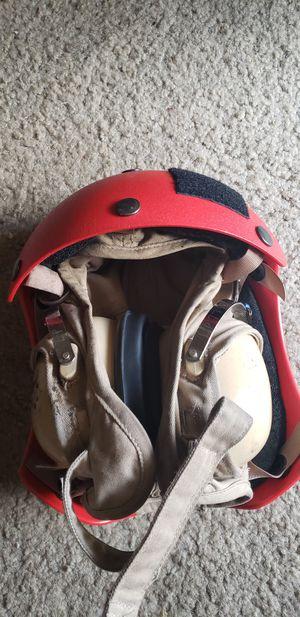 Flight deck crewmens Impact helmet for Sale in Covina, CA