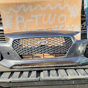 Hyundai elantra Gt Front bumper Cover 2018 2019 2020 for Sale in Los Angeles, CA