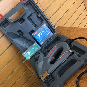 Staple and Nail Gun Arrow Electro-Matic ET 2025HD for Sale in Oakland Park, FL