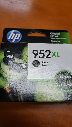 HP Ink Cartridges 952 and 952XL for Sale in South Elgin, IL