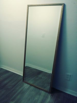 Wall mount mirror for Sale in Norcross, GA