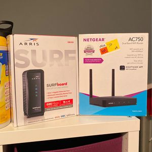 WiFi Router & Modem for Sale in Lynwood, CA